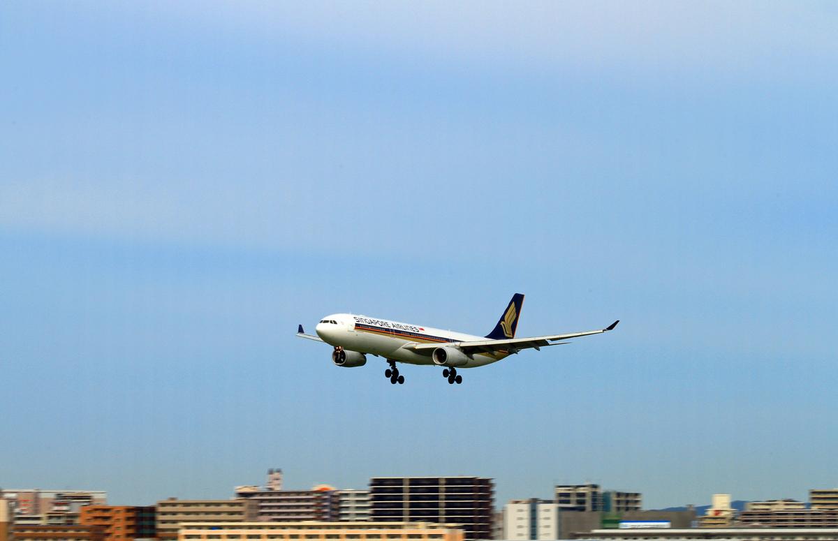 シンガポール航空。_b0044115_07380042.jpg