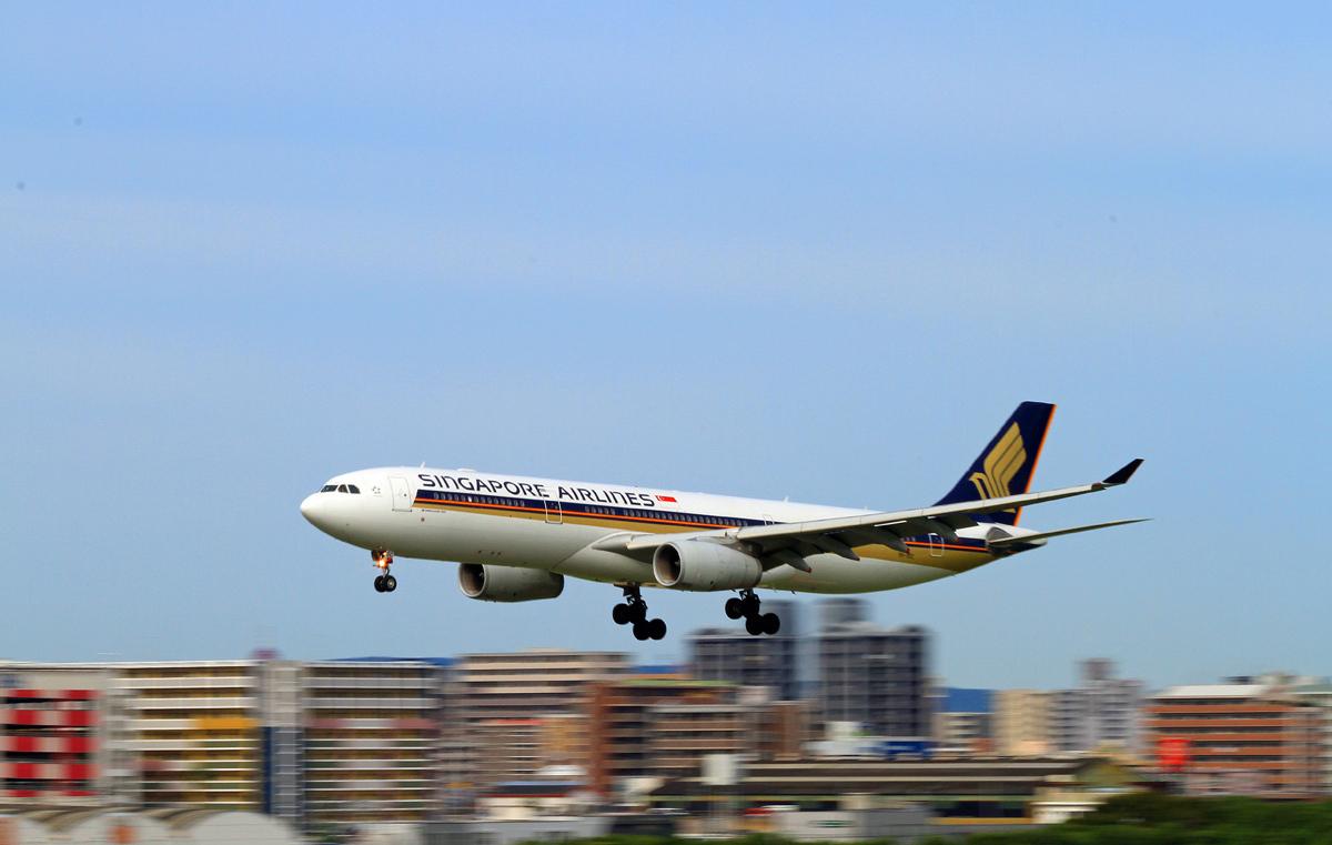 シンガポール航空。_b0044115_07381911.jpg