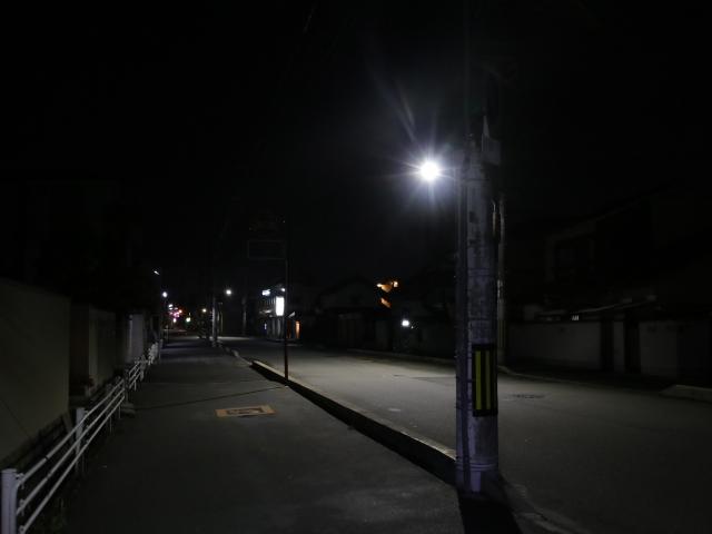 阪急箕面線 終電後・_d0202264_4152079.jpg