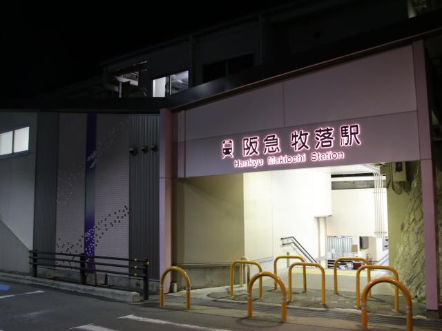 阪急箕面線 終電後・_d0202264_416886.jpg