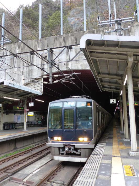 旧福知山線廃線敷ハイキング_f0296312_08335068.jpg