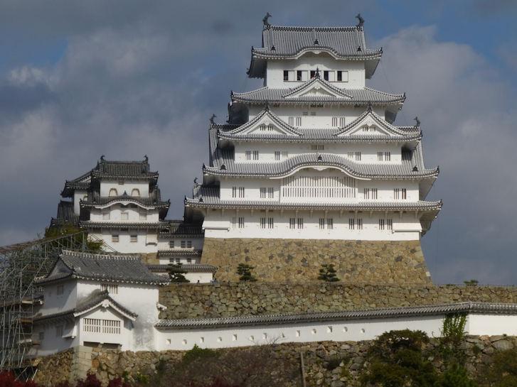姫路・大阪・京都編(3):姫路城(15.12)_c0051620_18194170.jpg