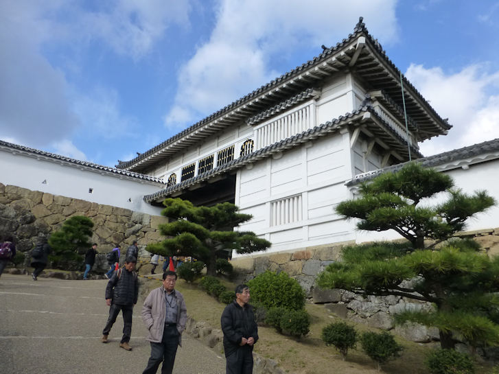 姫路・大阪・京都編(3):姫路城(15.12)_c0051620_18204323.jpg