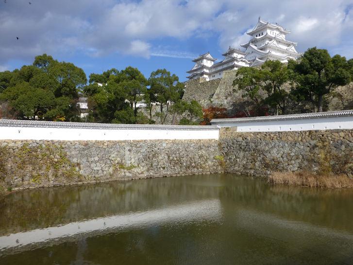 姫路・大阪・京都編(3):姫路城(15.12)_c0051620_18205564.jpg