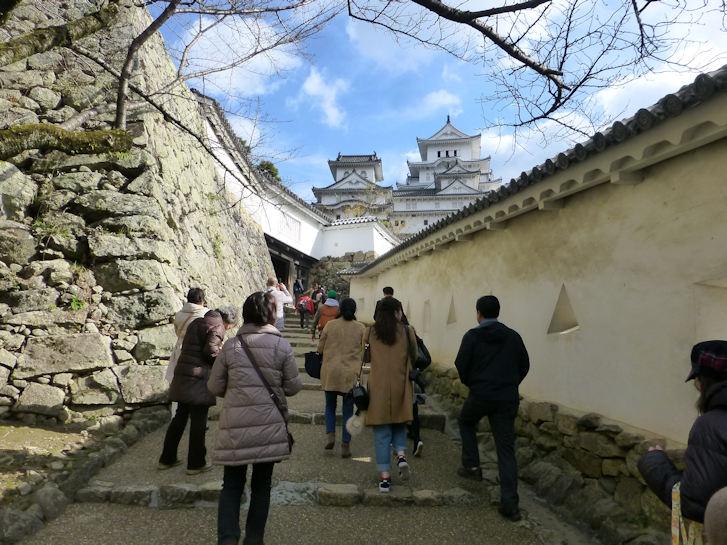 姫路・大阪・京都編(3):姫路城(15.12)_c0051620_1821674.jpg