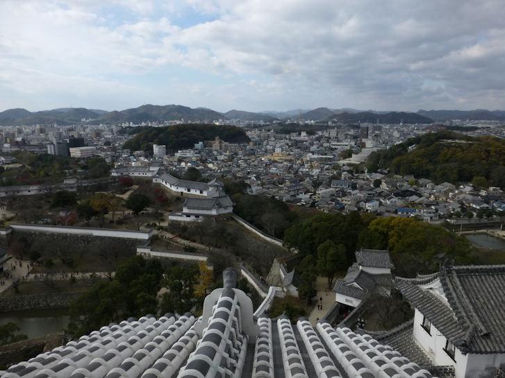 姫路・大阪・京都編(4):姫路城(15.12)_c0051620_2039344.jpg