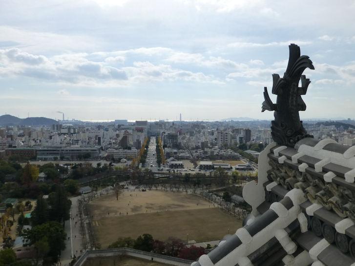 姫路・大阪・京都編(4):姫路城(15.12)_c0051620_20394771.jpg