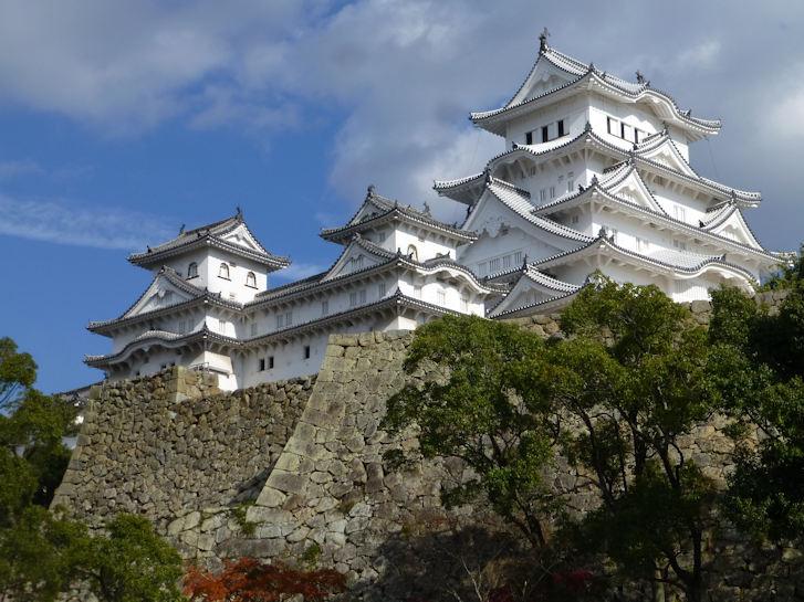 姫路・大阪・京都編(4):姫路城(15.12)_c0051620_2040252.jpg