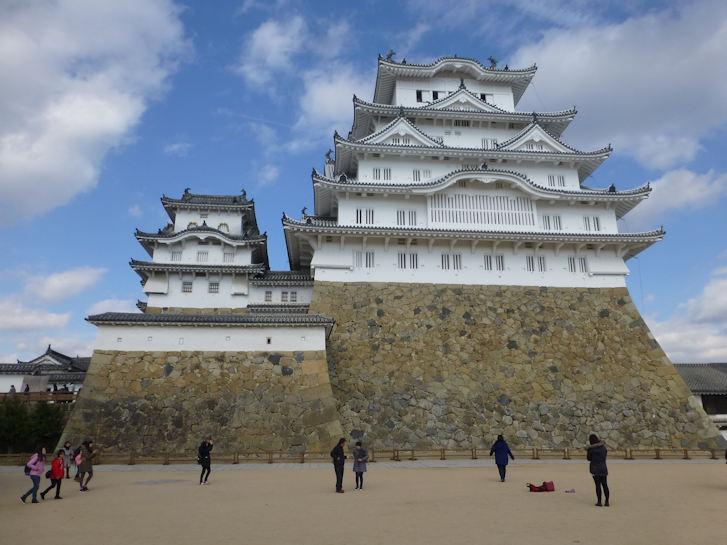 姫路・大阪・京都編(5):姫路城(15.12)_c0051620_21274321.jpg