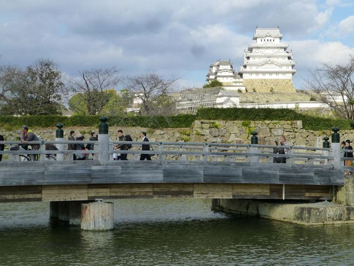 姫路・大阪・京都編(6):姫路城(15.12)_c0051620_21332260.jpg
