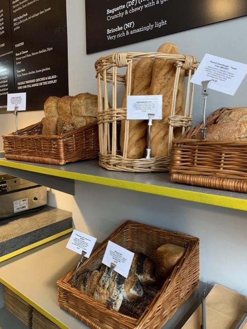 グルテンフリーのお店 Beyond Bread_f0380234_15595609.jpg