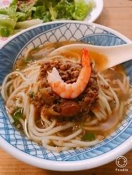 台湾を食べ尽す⑥台南が発祥 担仔麺(タンツーメン)_a0059035_22113757.jpg