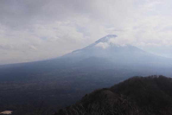 精進湖~パノラマ台ライトトレッキング_e0234741_16532122.jpg