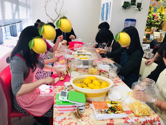発酵ドリンク教室 @銀座_a0153945_15525004.jpg