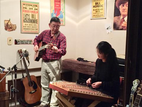 1月13日(日) Martin古池 &  Nana  ジョイントライブ_d0225380_00142124.jpg