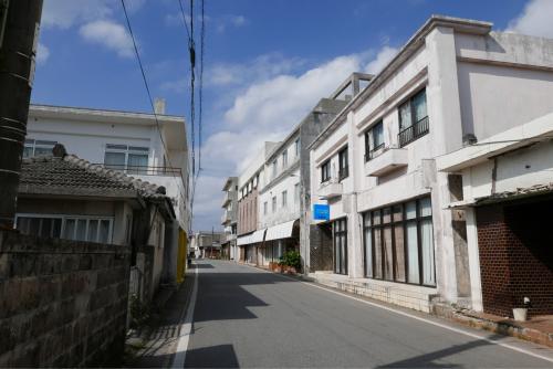 海界の村を歩く 東シナ海 久米島_d0147406_17094547.jpg