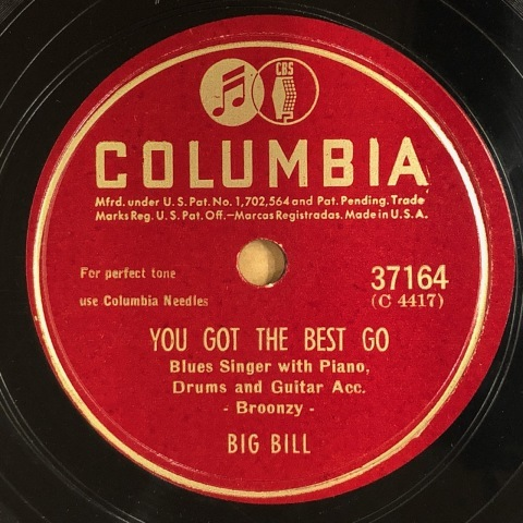 SPレコード入荷しました その1 ブルース系_a0047010_16231529.jpg
