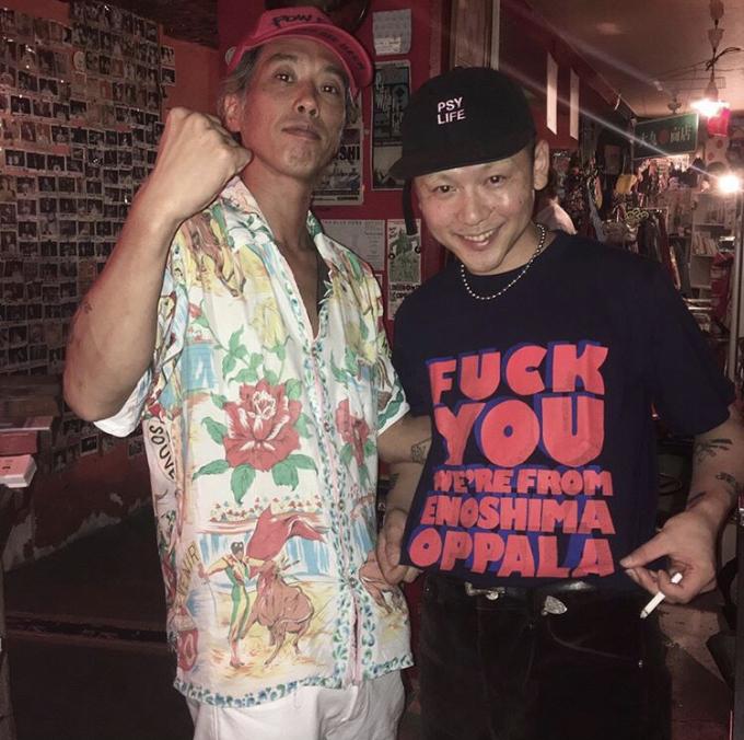 2月2日 土曜の夜 ERIC DUNCAN / DJ FRAN-KEY / YAMARCHY / サンライズパーティーを久しぶりに江の島オッパーラで開催❣️全詳細の発表です!!!  _d0106911_19141937.jpg