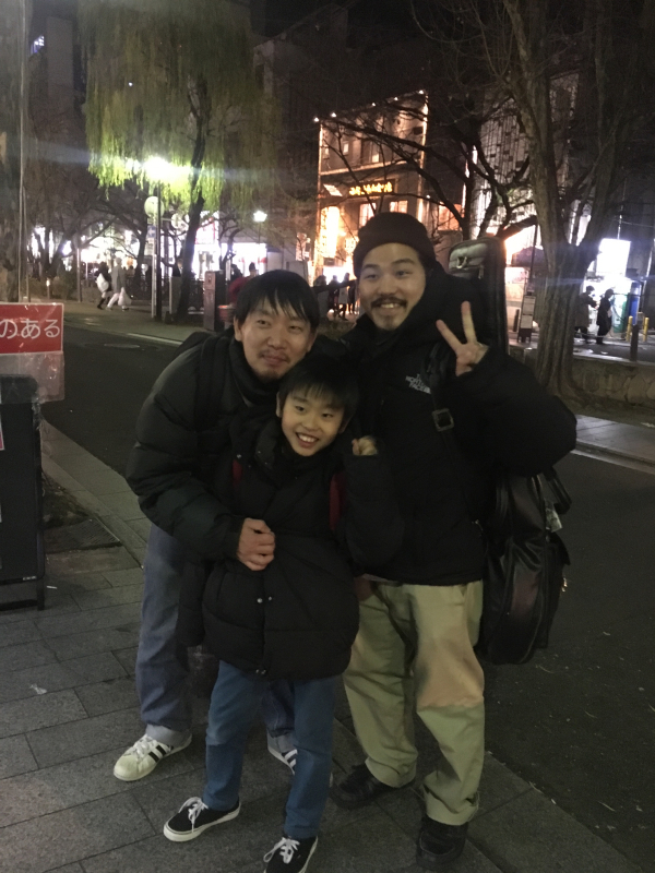 徳島!京都! YUKARI_c0130623_09293961.jpg
