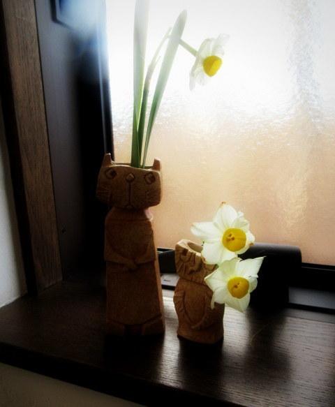 Cafe Patra/カフェ パトラ * 1月の柿のパフェ&牛すじと大根のカレー_f0236260_04075258.jpg