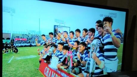 明大ラグビー・日本一優勝おめでとう!!!サントリーも準優勝!!!※去年書いた記事です_c0372561_15262442.jpg