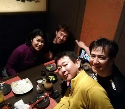 北九大後輩との飲み会_f0220089_17583965.jpg
