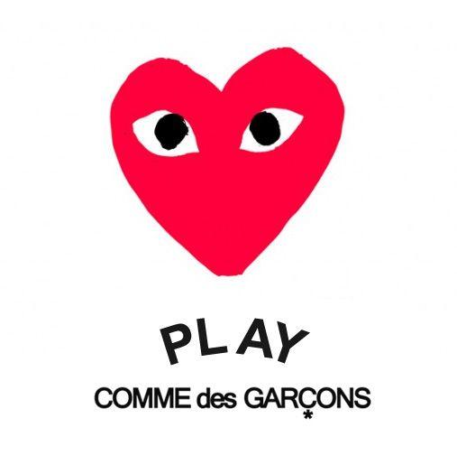 PLAY COMME des GARCONS - Restock _c0079892_18523639.jpg