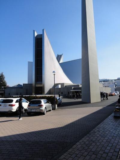 東京カテドラル聖マリア大聖堂_a0122098_15455338.jpg