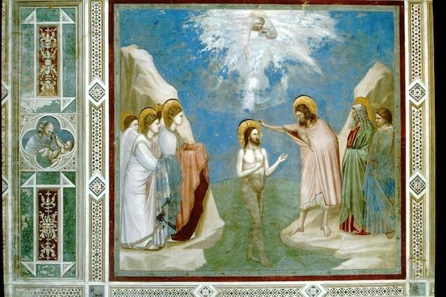 「キリストの洗礼」ー その深い意味 ー _b0221219_22194456.jpg