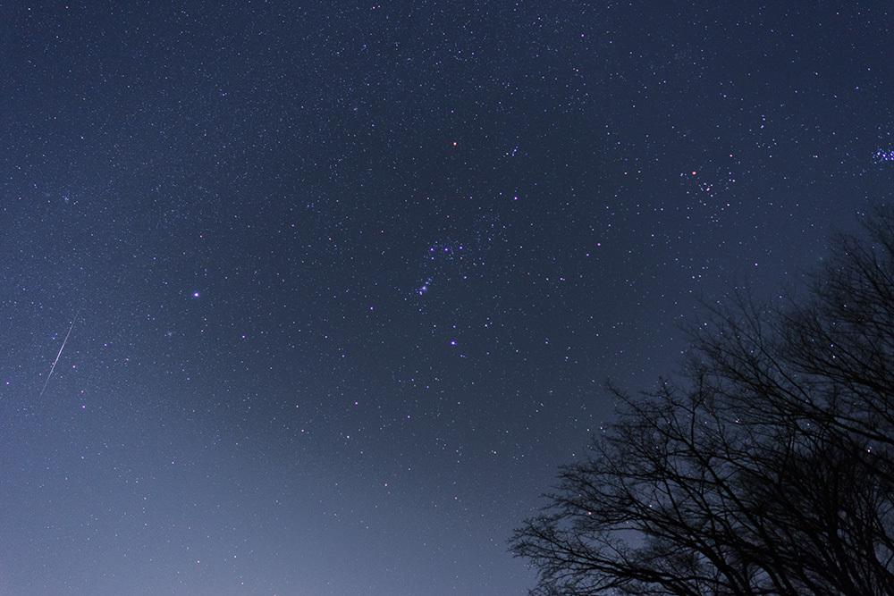 ふたご座流星群 願いを込めて…_f0324026_06560913.jpg
