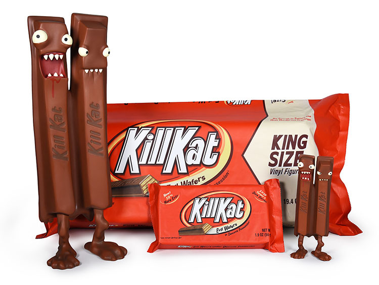 King Size KillKat - Milk Chocolate by Andrew Bell_e0118156_19410569.jpg