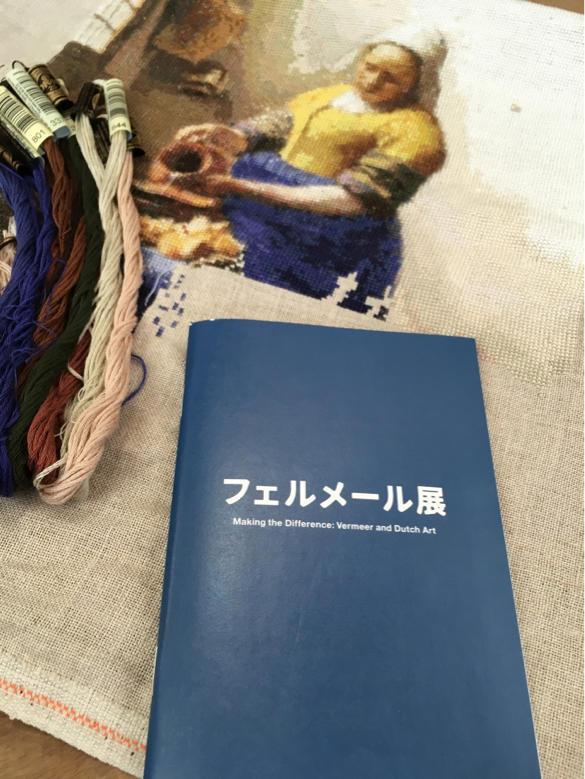 上野の森美術館   「フェルメール展」_a0374562_08281364.jpg