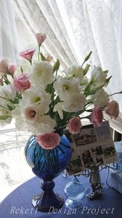 8月の誕生花トルコキョウ~❤_f0029571_00080669.jpg