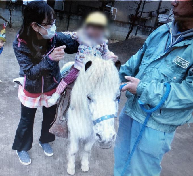 保育の様子♪  動物村にいってきました_c0293682_19390872.jpg