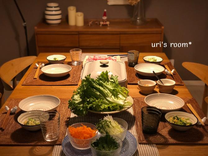 わが家の2代目ブルーノ!…で、野菜をいっぱい食べる焼肉ヽ(´▽`)/_a0341288_23441484.jpg