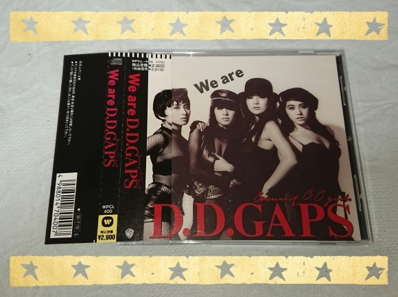 D.D.GAPS / We are D.D.GAPS_b0042308_17512354.jpg