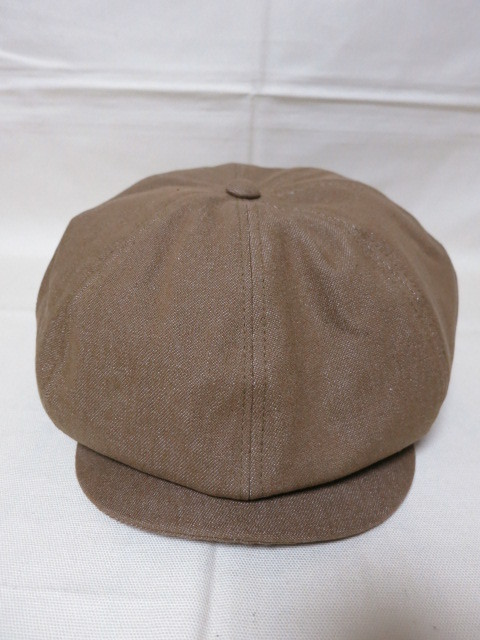 再入荷いたしました! Dapper\'s  Classical Casquette Type B LOT1296B_c0144020_18171432.jpg