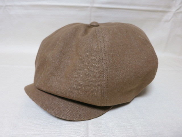 再入荷いたしました! Dapper\'s  Classical Casquette Type B LOT1296B_c0144020_18171638.jpg