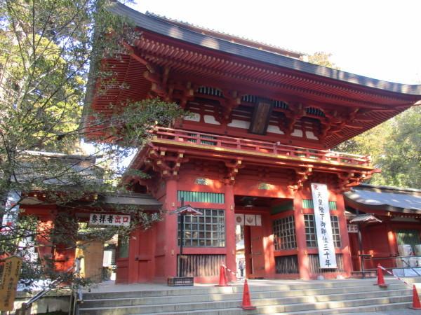 1月のイベント 香取神宮へ初詣_e0164724_14111850.jpg