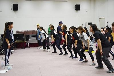 【お知らせ】見に来てけでぇ☆ダンス交流会!なのだ。_c0259934_15133666.jpg