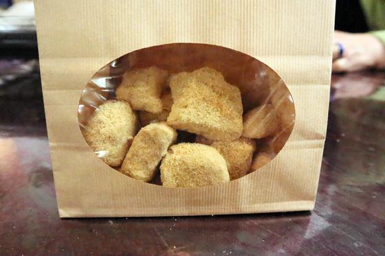 パンレク ~ あんこときな粉のクッキー ~_e0222340_15474320.jpg