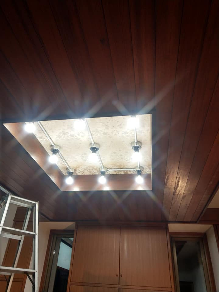 自宅の照明器具の修繕?_d0022845_2354164.jpg