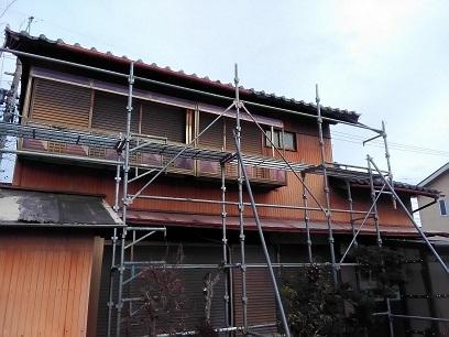 樋の修繕工事_e0010955_07545916.jpg