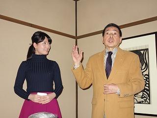 九つ井で新年会を行いました_e0190287_13244849.jpg