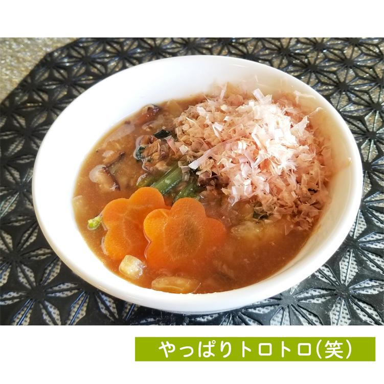 我が家のお雑煮や、頂いた美味しい干し柿など♡_d0224894_22450309.jpg