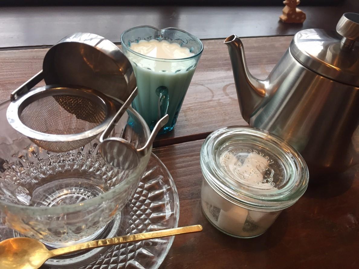 CAFE cyucue ランチ_e0115904_14234426.jpg
