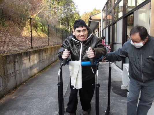 1/17 朝の散歩_a0154110_15251620.jpg