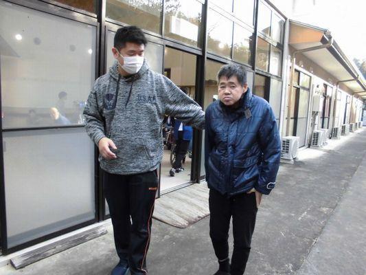 1/17 朝の散歩_a0154110_15252185.jpg