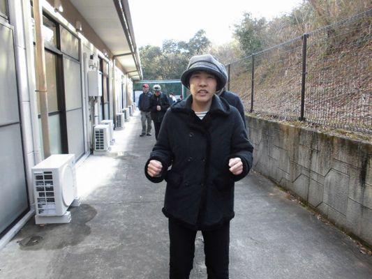 1/17 朝の散歩_a0154110_15252709.jpg