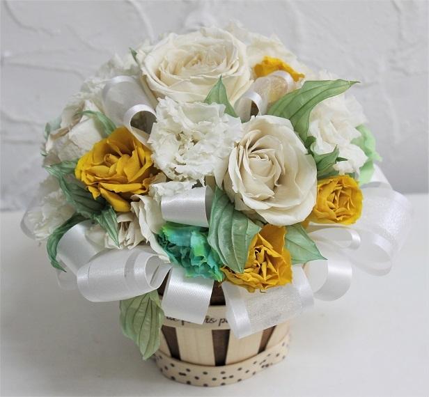 思い出のお花を形に..._d0227610_13170654.jpg